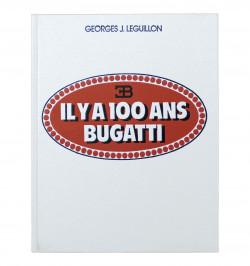 Il y a 100 ans Bugatti.