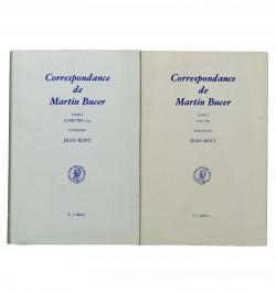Correspondance de Martin...