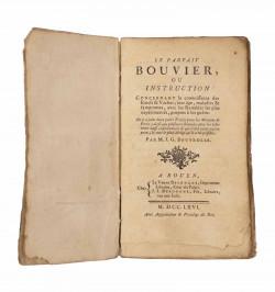 Le parfait Bouvier, ou...