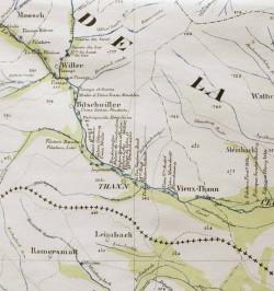 Carte hydrographique du...