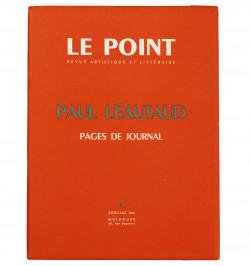 Revue Le Point. XLIV – Paul...