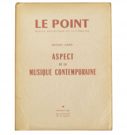 Revue Le Point. XLVII –...