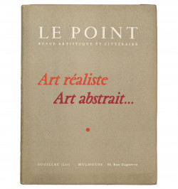 Revue Le Point. XLIX – Art...