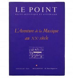 Revue Le Point. LVIII –...