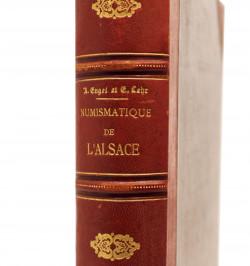Numismatique de l'Alsace.