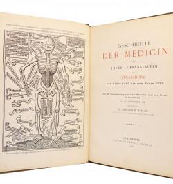 Geschichte der Medicin und...