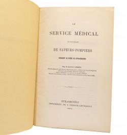 Le service médical du...