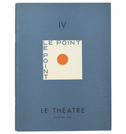 Revue Le Point. IV - Le...