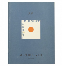 Revue Le Point. XV - La...