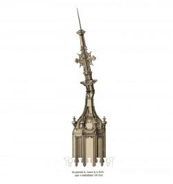 Cathédrale de Strasbourg....