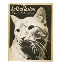 Le chat Miton. préface de...