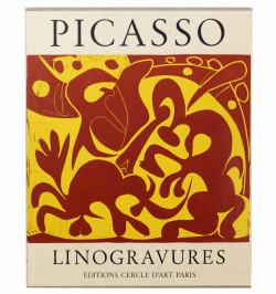 Pablo Picasso - Linogravures.