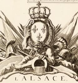 L'Alsace, ou conqueste du...