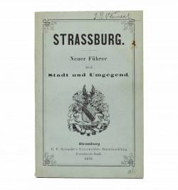 Strassburg. Neuer Führer...