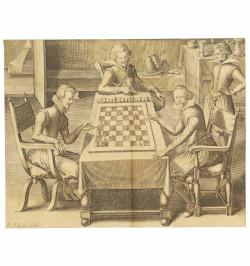Das Schach oder König Spiel...