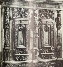 L'art du meuble en Alsace....