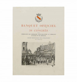 [Menu] Banquet officiel du...