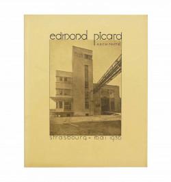 Edmond Picard Architecte....