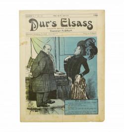 Dur's Elsass. Humoristisch...