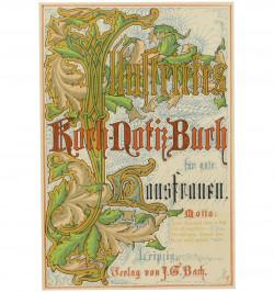 Cuisine - Illustrirtes Koch...