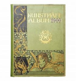 Kunsthafe-Album. 1900.