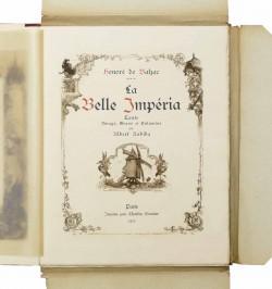 La Belle Impéria. Conte...