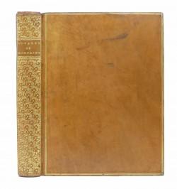 Journal du voyage de Michel...