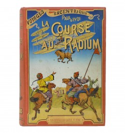 La course au radium.