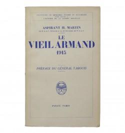 Le Vieil Armand 1915.