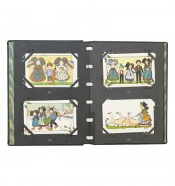 Album Cartes Postales.