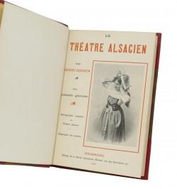 Le théâtre alsacien.