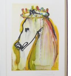 Les chevaux de Dali.