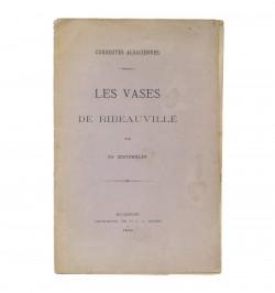 Les vases de Ribeauvillé.