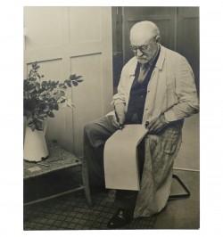 Hommage. Dessins de Matisse.