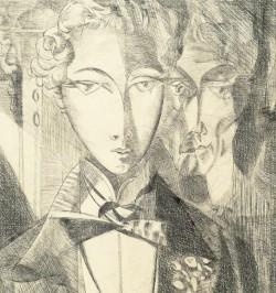 Le portrait de Dorian Gray....