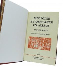 Médecine et assistance en...