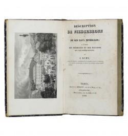 Description de Niederbronn...