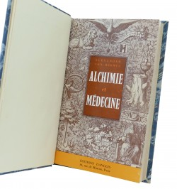 Alchimie et médecine...