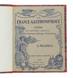 La france gastronomique....