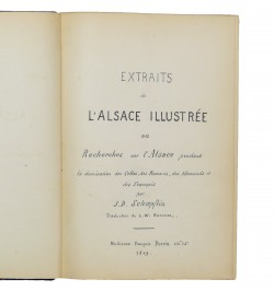 Manuscrit - Extraits de...