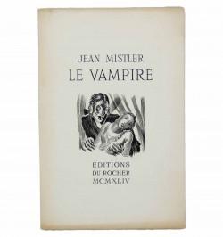 Le Vampire. Extrait des...