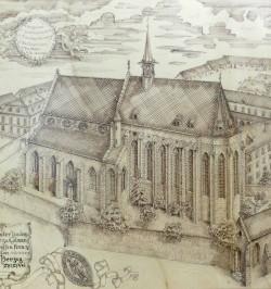 Das Unterlinden Kloster zu...