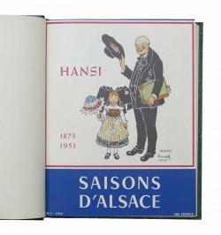 Saisons d'Alsace Année...