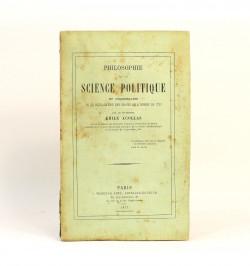 Philosophie de la science...