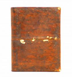 Livre De Prieres Manuscrit Du Xviiie Siecle