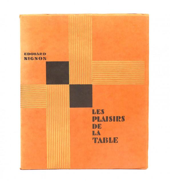 Les Plaisirs De La Table Ou Sous Une Forme Nouvelle L Auteur A