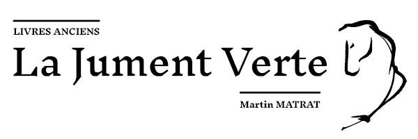 Librairie La Jument Verte
